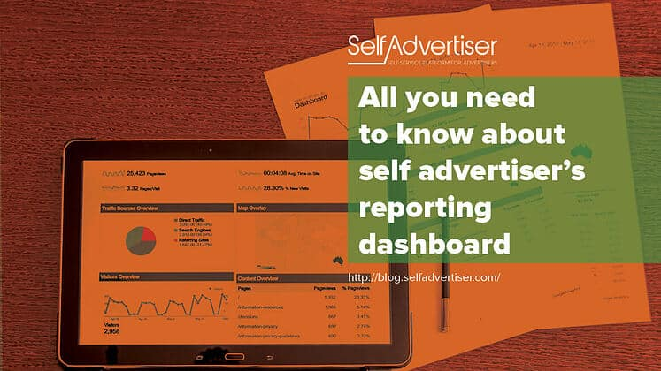 All You Need To Know About SelfAdvertiser's Reporting Dashboard header