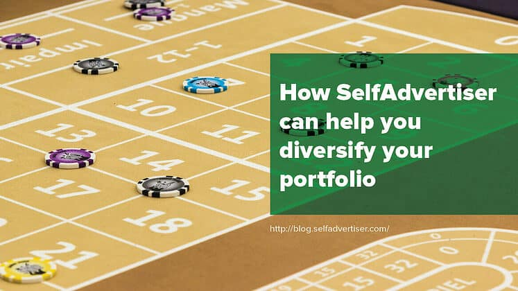 How SelfAdvertiser Can Help You Diversify Your Portfolio header