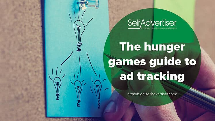 The hunger games guide to ad tracking header