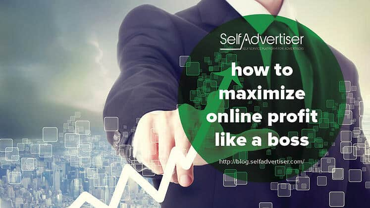 How to maximize online profit like a boss header