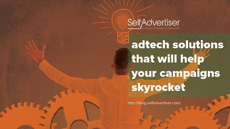 AdTech Solutions header