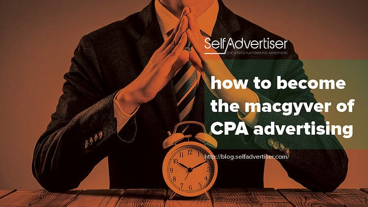 MacGyver of CPA Advertising header