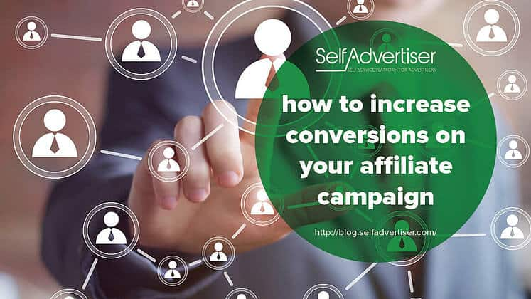 increase conversions on your campaign header