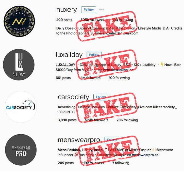 Influencer Marketing Fraud