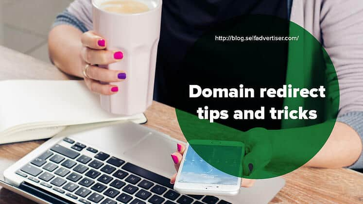 Domain Redirect Tips And Tricks header