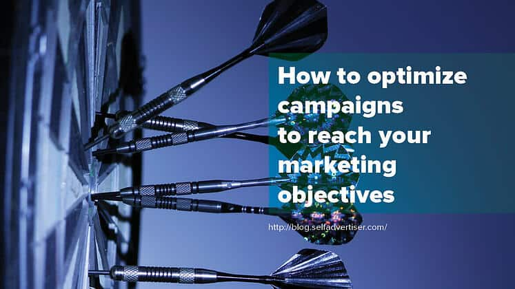 How to optimize campaigns to reach your marketing objectives header