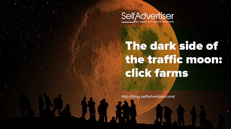 The dark side of the traffic moon: click farms header